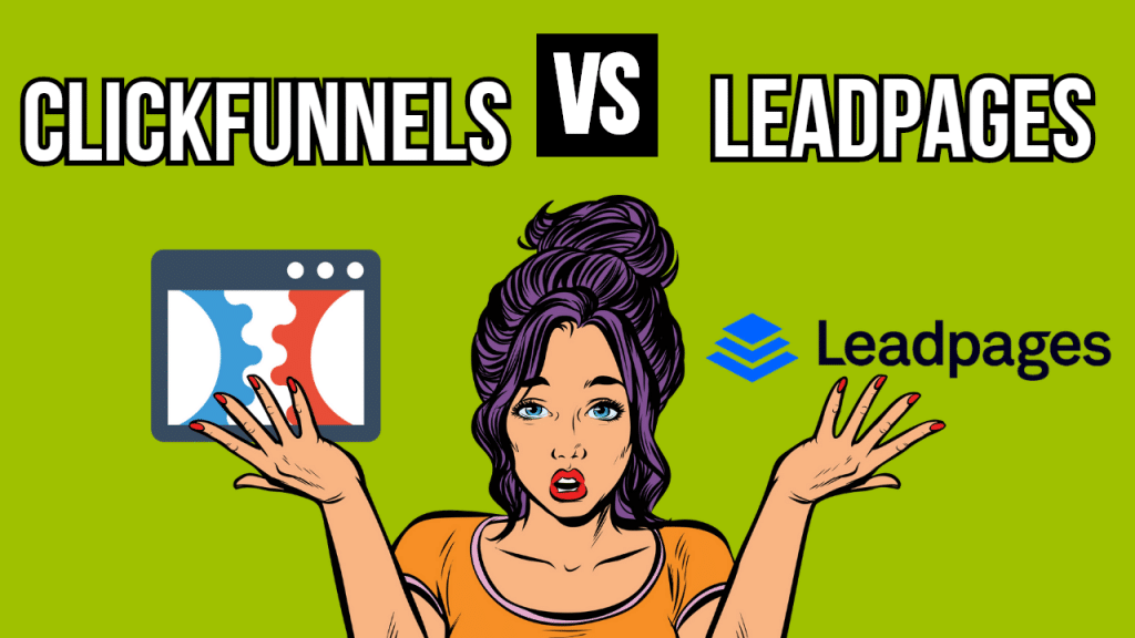 Clickfunnels alternative: Leadpages