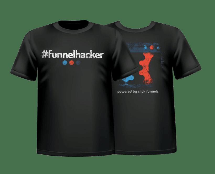 Free Funnel Hacker Clickfunnels Shirt